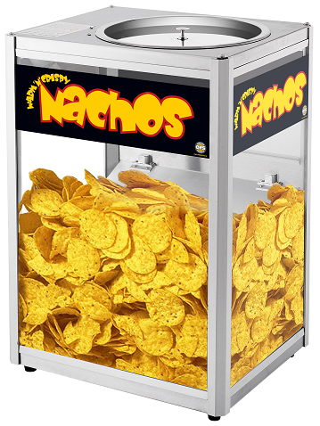 5900 Nacho Warmer 1 small